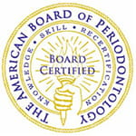 The american board of periodontology certified